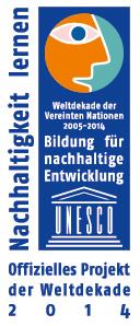 Logo_UN_Dekade_Offizielles Projekt_2014_rgb