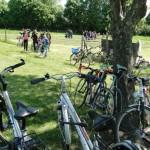 bauerngarten Hobrechtsfelde – Fahrradtour zu potentiellem Standort 2017