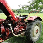 Traktor-Darlehensgeber gesucht