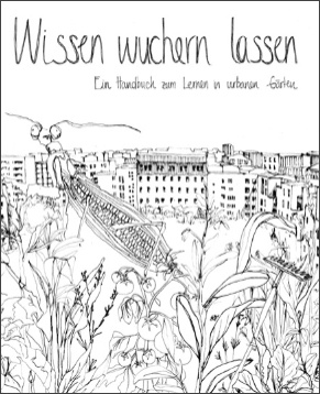 Cover Handbuch Urban Gardening Creative-Commons-Lizenz »BY SA-4.0«