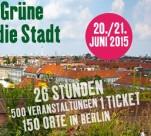 21.6. 2015 – Langer Tag der Stadtnatur – bauerngarten Pankow