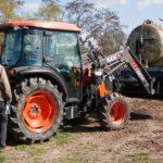 Juchhu – der neue Traktor ist da!