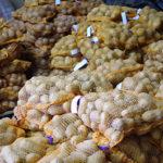 Kartoffelverkauf in Pankow